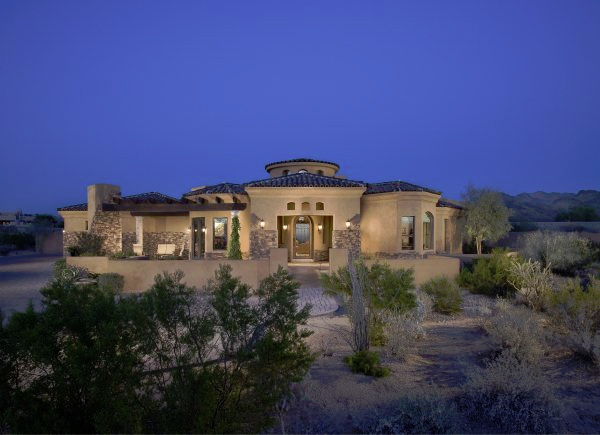 Grayhawk Custom Home, Scottsdale AZ